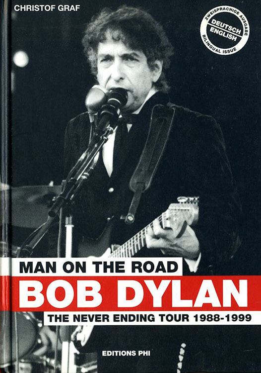 man on the road bob dylan book in German
