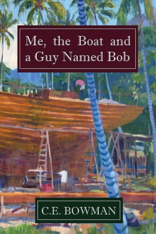 me, the boat and a guy named bob, Bob Dylan book