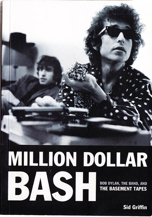 million dollar bash griffin Bob Dylan book