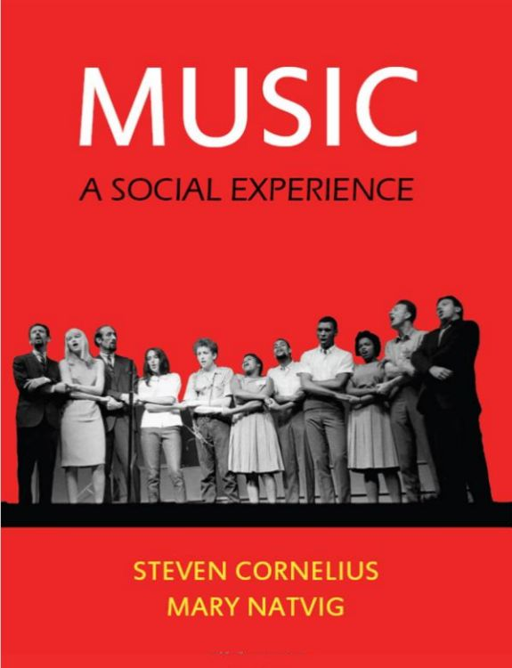 music a social experience Bob Dylan book