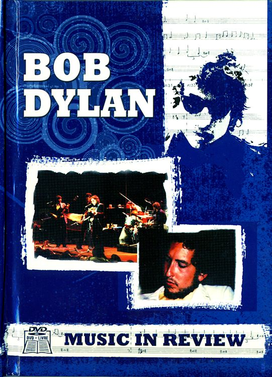 bob dylan music in review book in French