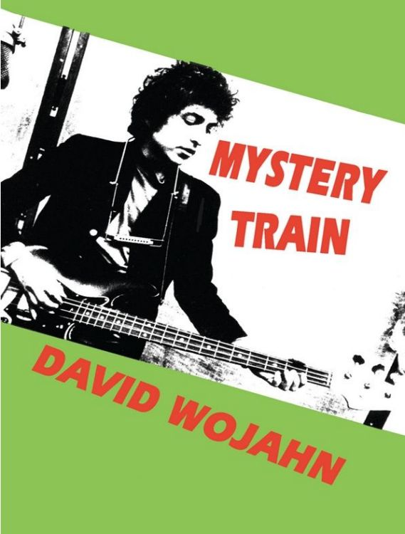mystery train Bob Dylan book
