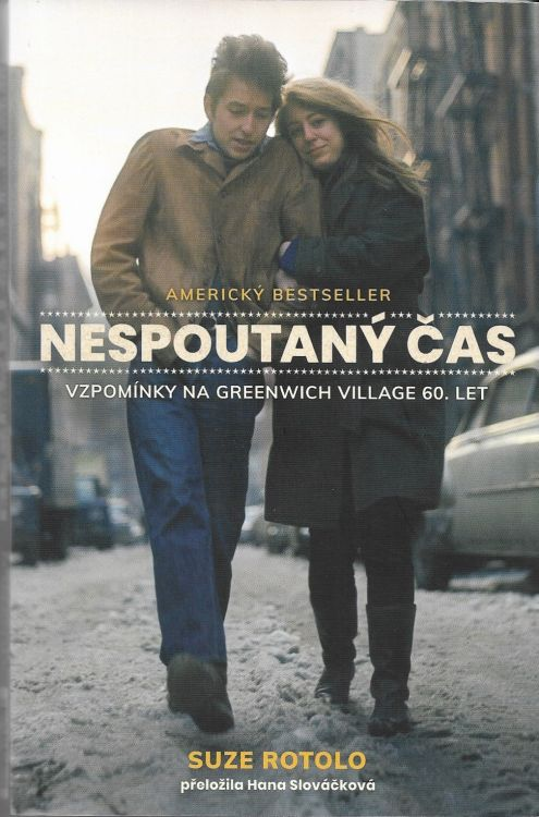 nespoutany cas rotolo Dylan book in Czech
