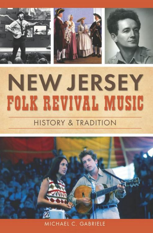 new jersey folk revival music Bob Dylan book