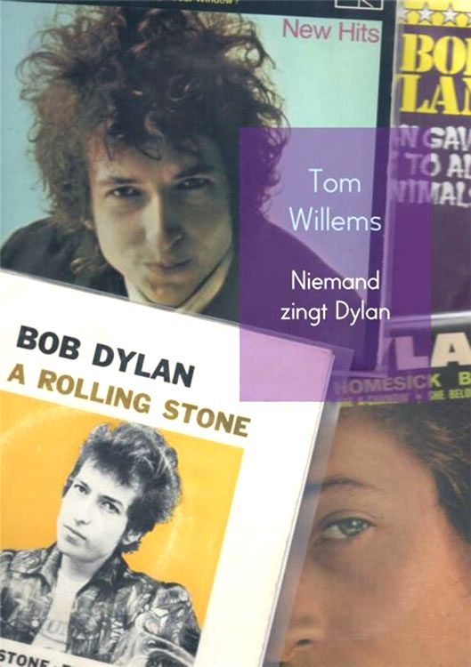niemand zingt dylan book in Dutch