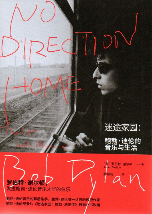 no direction home Dylan book in Chinese