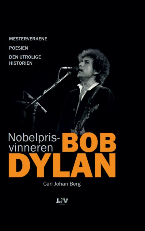 nobelpris vinneren bob dylan book in Norwegian