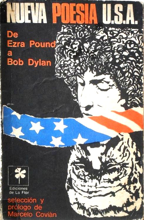 nueva poesia usa de ezra pound a bob dylan book in Spanish