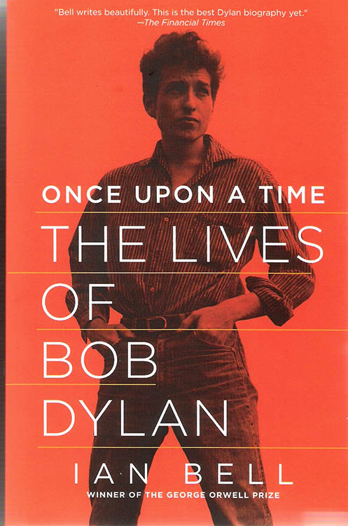 one foot on the highway Bob Dylan book