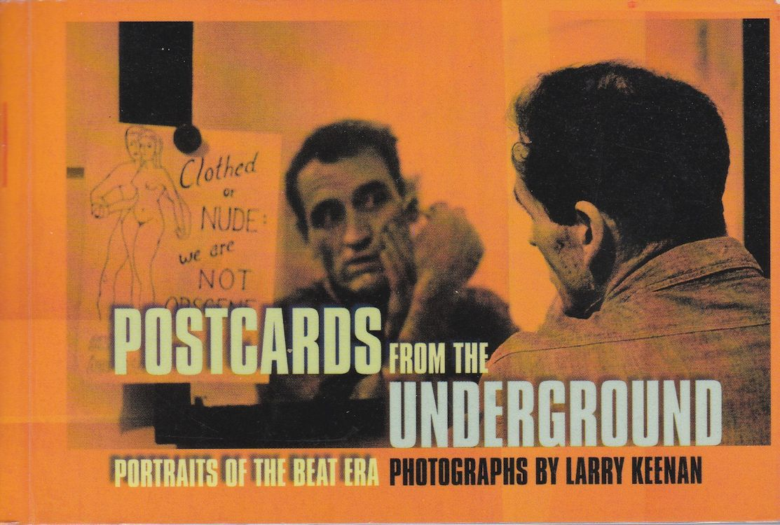 postcards from the underground  Bob Dylan book