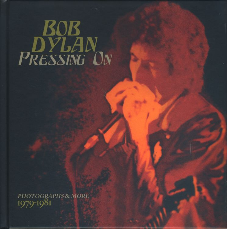 pressing on bootleg series Bob Dylan book