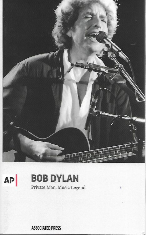 private man music legend alternate cover Bob Dylan book