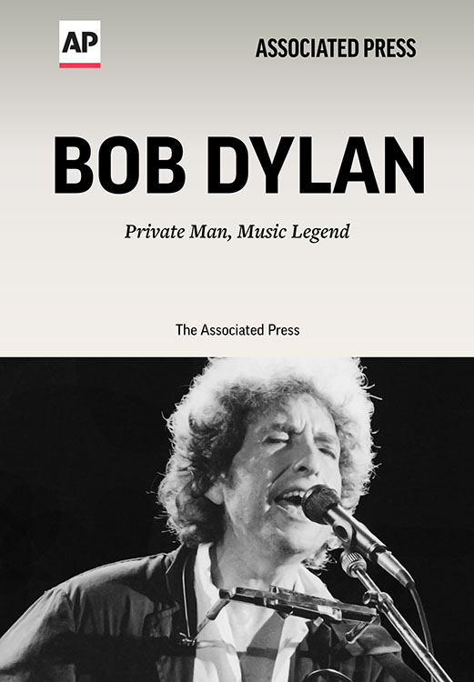 private man music legend Bob Dylan book