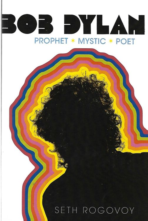prophet mystic poet softcover Bob Dylan book