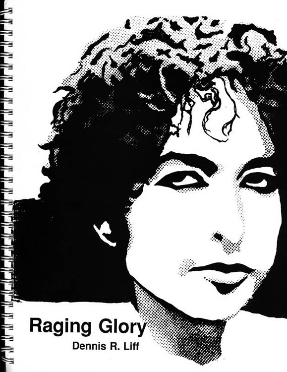 raging glory Bob Dylan book