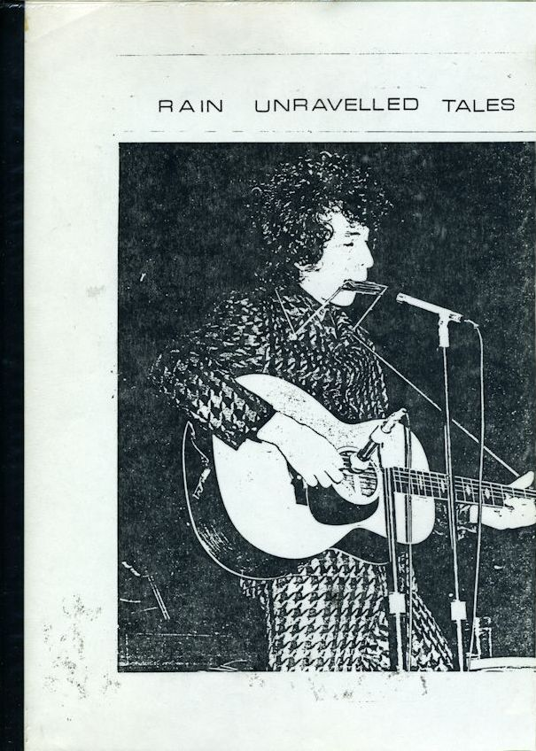 rain unravelled tales Bob Dylan book
