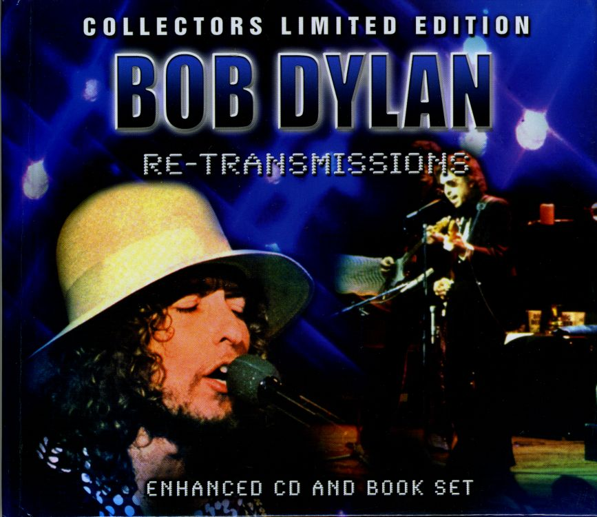 re-transmission Bob Dylan book