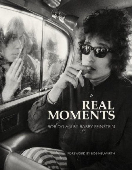 real moments Bob Dylan by barry feinstein vision on