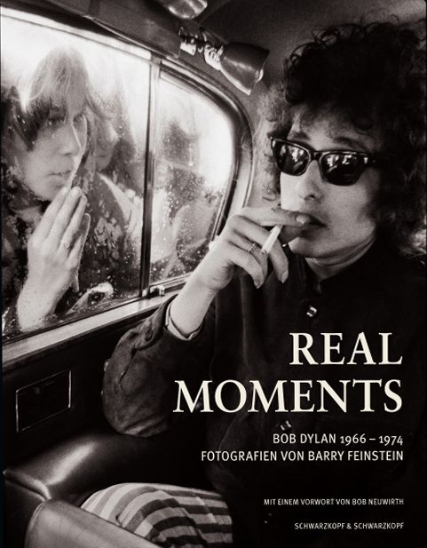 real moments bob dylan book in German