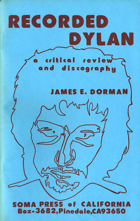 recorded Dylan book