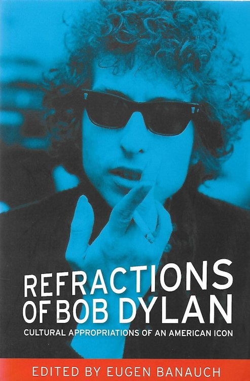 refractions of Bob Dylan paperback Bob Dylan book