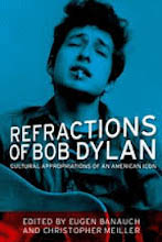 refraction of bob dylan pre publication cover