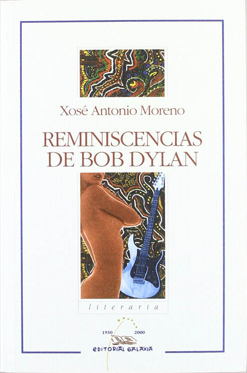 Dylan book in Galician reminicencias