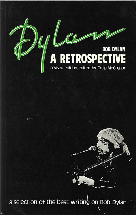a retrospective revised edition Bob Dylan book
