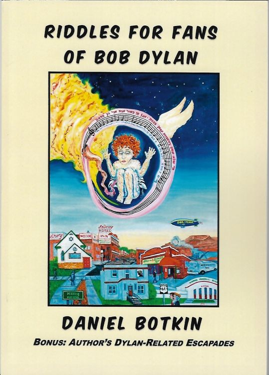 riddles for fans of bob dylan book