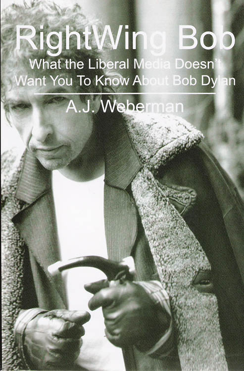 rightwing Bob weberman book
