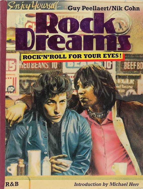 rock dreams Alfred A Knopf 1982