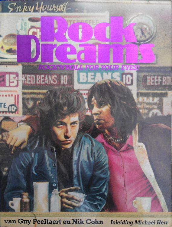 rock dreams bob dylan book in German