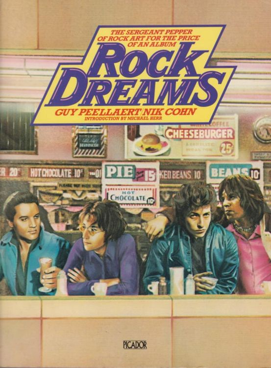 rock dreams picador 1982