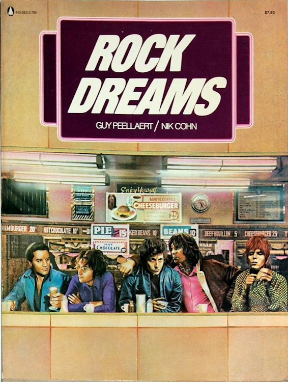 rock dreams 1973 Bob Dylan book
