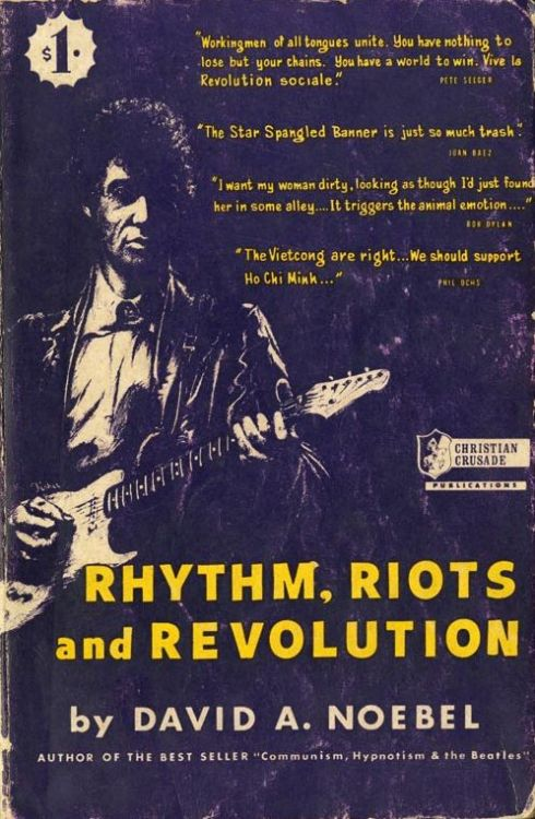 rhythm riots and revolution Bob Dylan book