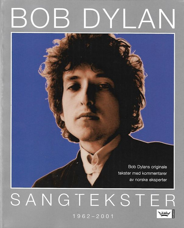 sangtexter 1962-2001 bob dylan book in Norwegian