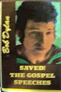 saved! the gospel speeches Bob Dylan book pink cover alternate #2