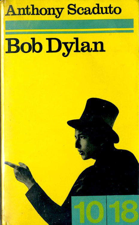 bob dylan scaduto book in French