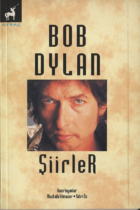 siirler dylan book in Turkish