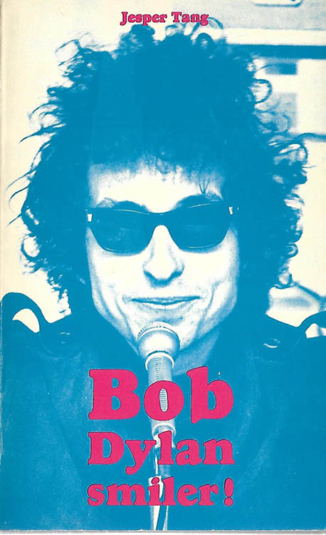 bob Dylan smiler book in Danish
