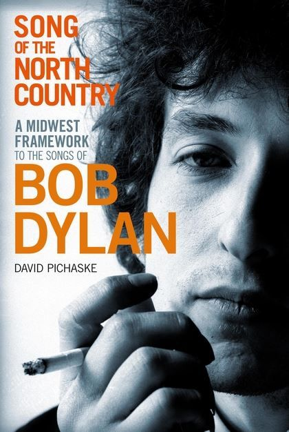 song of the north country Bob Dylan hardcover book