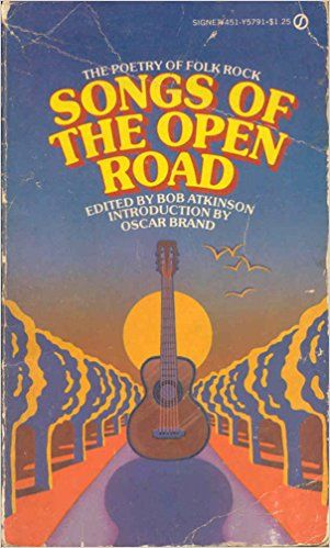 songs of the open road Bob Dylan book