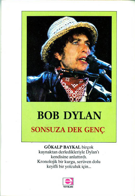 sonsuz dek gencylan book in Turkish
