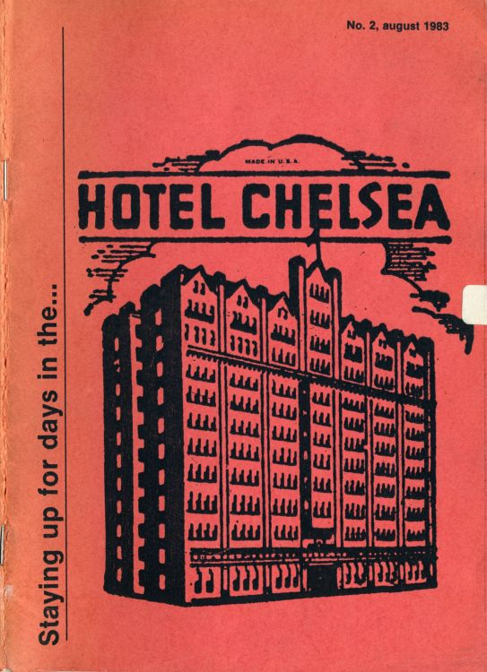 staying up for days in the hotel chelsea Bob Dylan book author asshole