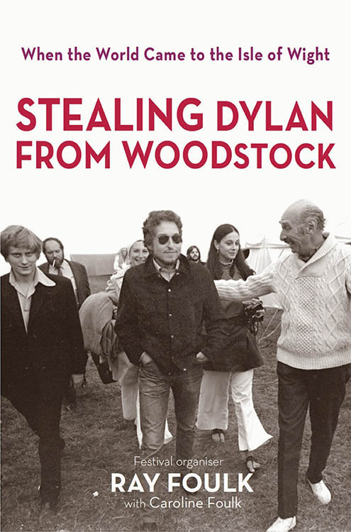 stealing Dylan from woodstock book