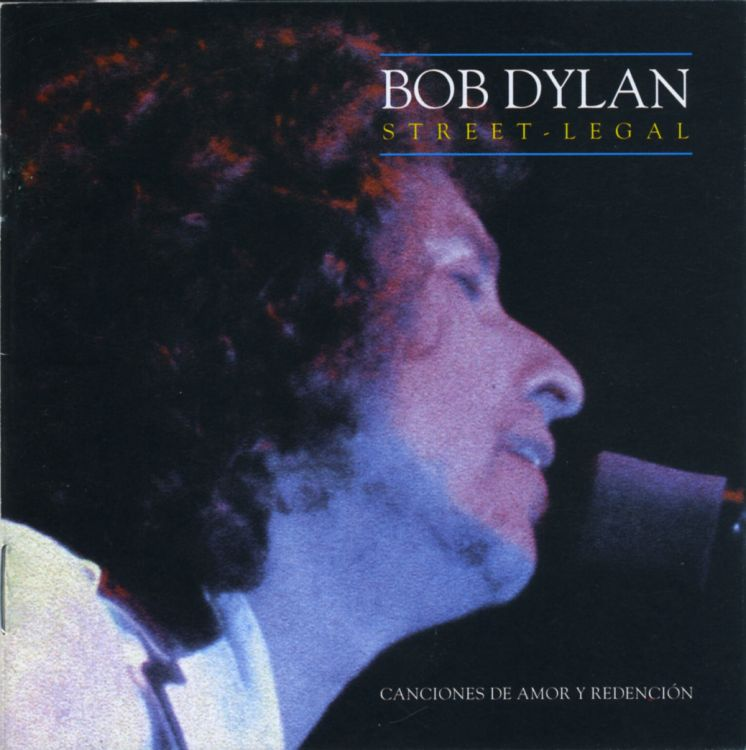 street legal bob dylan book in Spanish