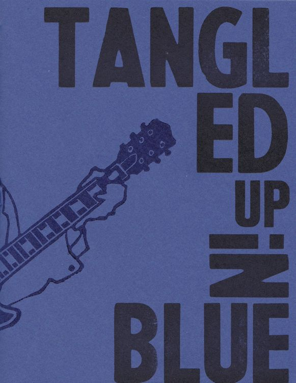 tangled up in blue Maarten Giltay Veth