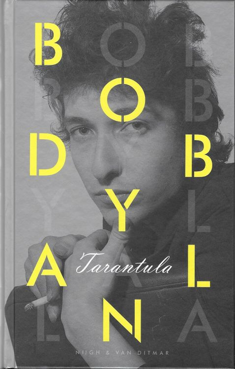tarantula 2017 bob dylan book in Dutch