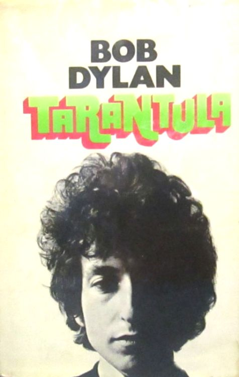 tarantula bob dylan book in Dutch