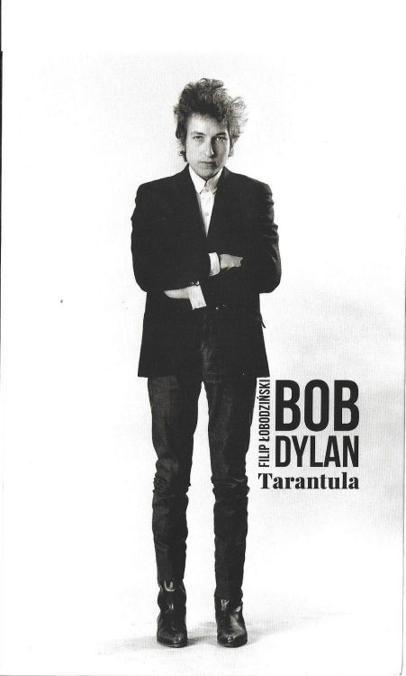 tarantula bob dylan book in Polish